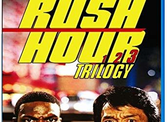 Rush hour box set trilogy