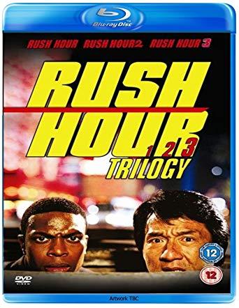 Rush hour box set trilogy