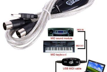 USB TO MIDI