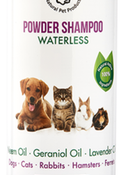 SPENCERS WATERLESS POWDER SHAMPOO