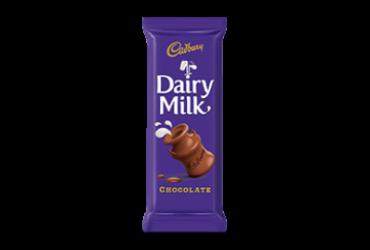 Cadbury Dairy Milk Chocolate – 80g