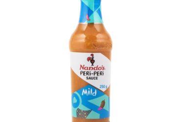 Nando's® Mild Peri-Peri Sauce – 250g