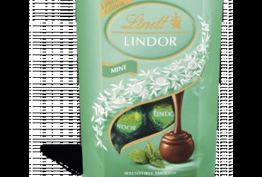 LINDOR Milk Mint Cornet – 200g