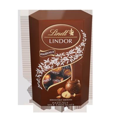 LINDOR Cornet Hazelnut – 200g