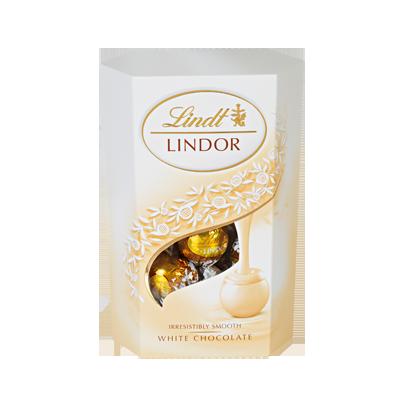 LINDOR Cornet White – 200g