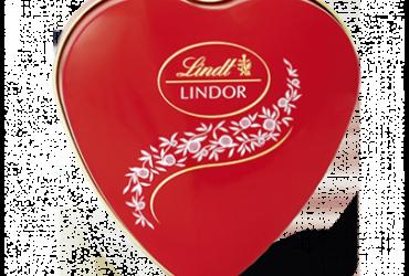 LINDOR Tin Heart – 50g