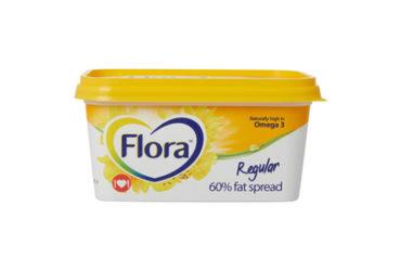 Flora Medium Fat Spread Regular 500g