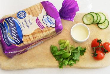 Blue Ribbon Low GI Brown Bread