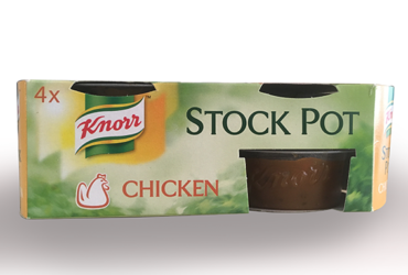 Knorr® Chicken Stock Pot x4