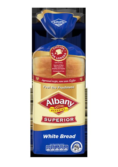 Albany® Superior White Bread