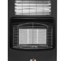 ALVA 3 panel Gas and Electric Heater – GH309