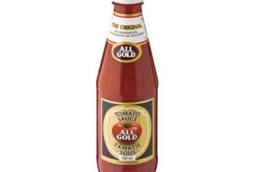 All Gold Tomato Sauce – 700 ml