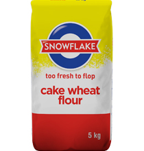 Snowflake Cake Wheat Flour 5kg