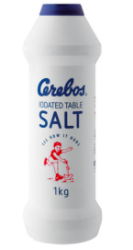 Cerebros Iodated Salt 1Kg