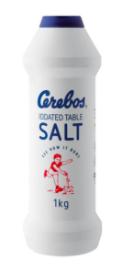 Cerebros Iodated Salt 1Kg