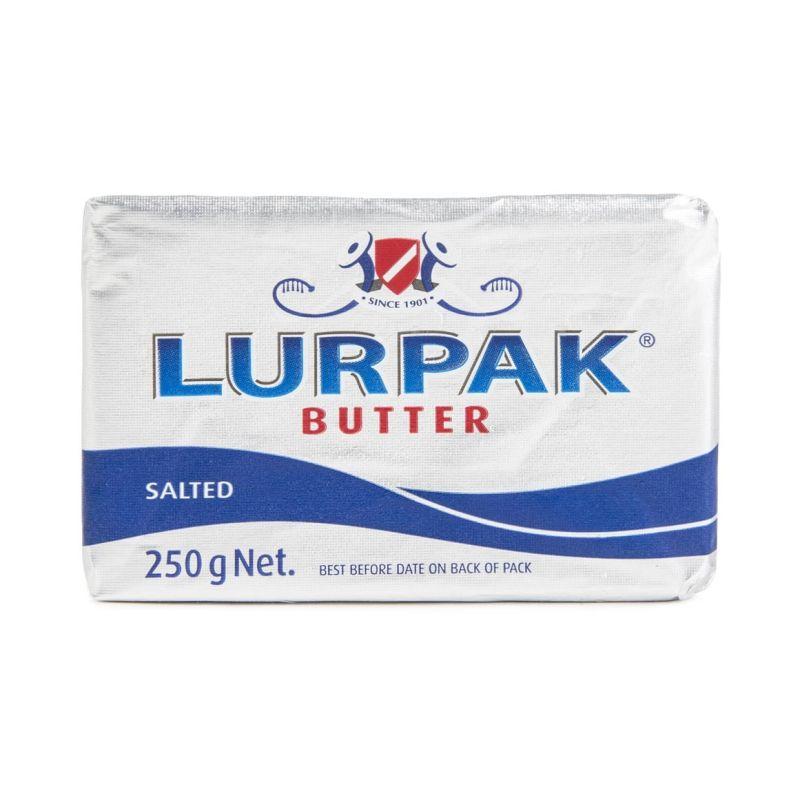 Lurpak Salted Butter 250g