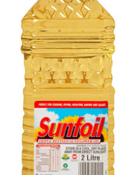 Sunfoil Oil 2lt