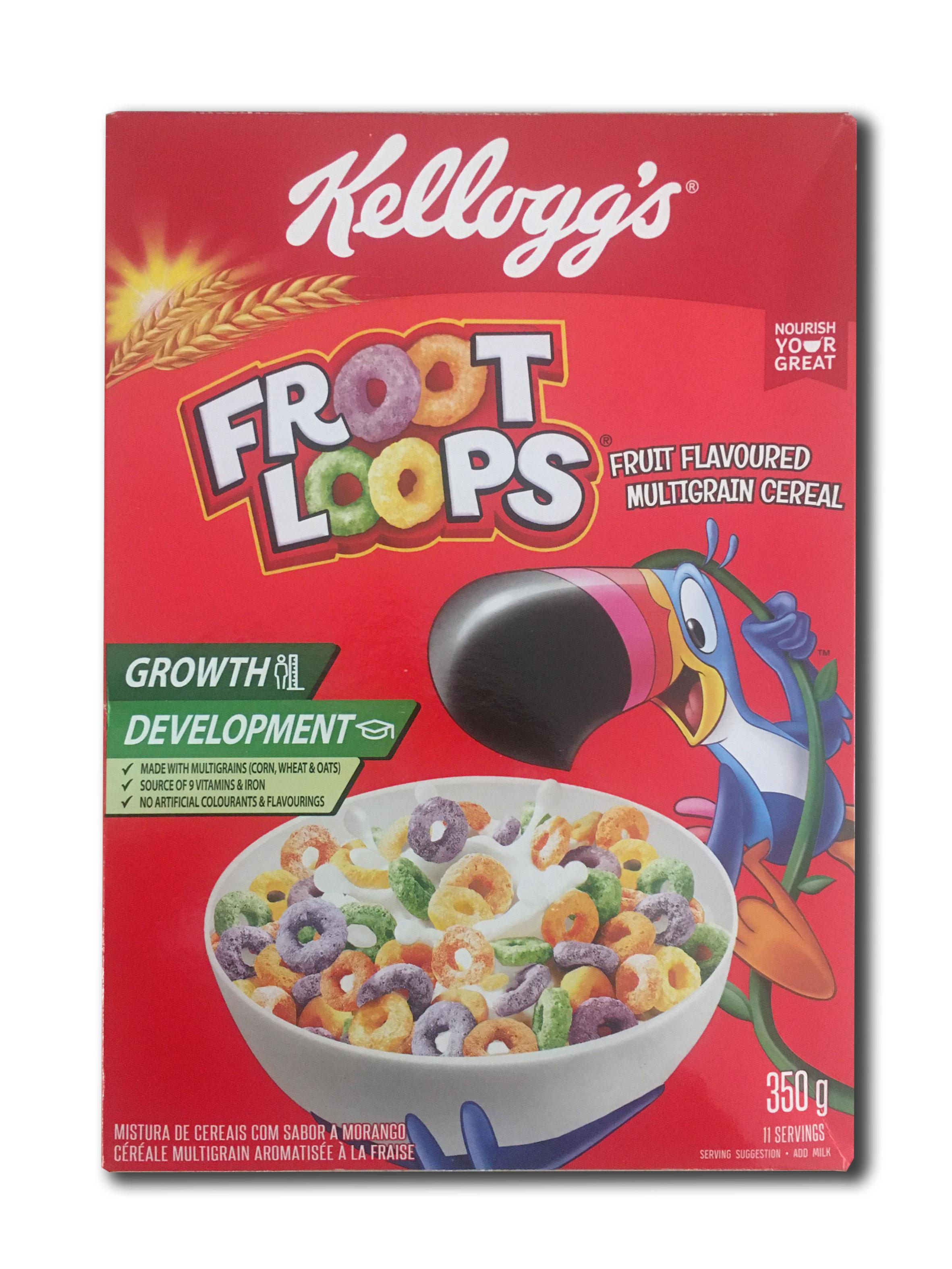 Kelloggs® Froot Loops – 350g